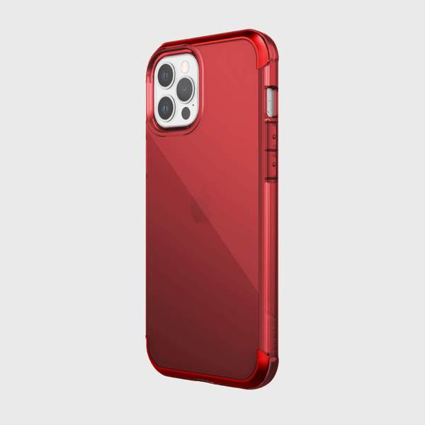iPhone 12 Pro Max Case(Air Red)